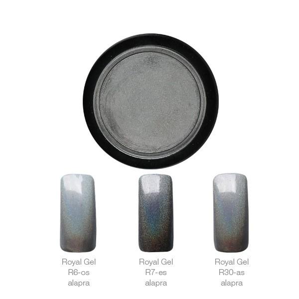 Crystal Nails ChroMirror króm pigmentpor - Holo 1