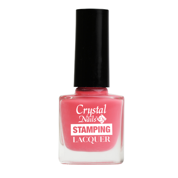 Stamping Lacquer nyomdalakk - Rózsaszín
