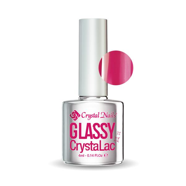 GLASSY CRYSTALAC - PINK (4ML)