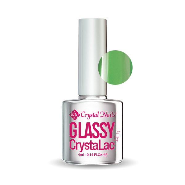 GLASSY CRYSTALAC - GREEN