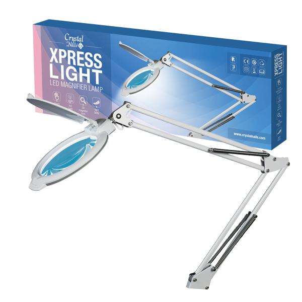 Xpress Light nagyítós asztali LED lámpa