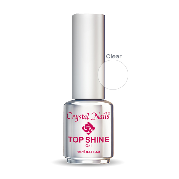Top Shine zselé (Clear) - 4ml