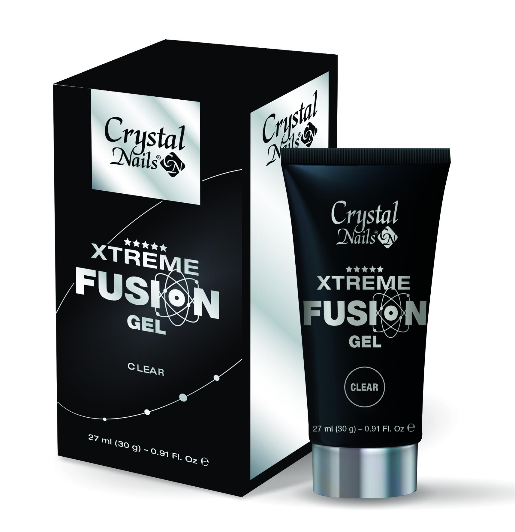 Xtreme Fusion AcrylGel Clear - 30g