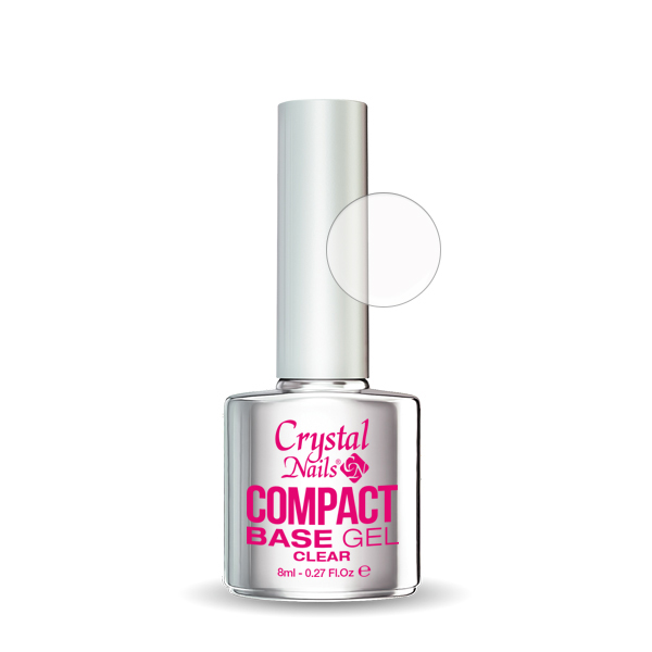 Compact Base Gel Clear 8 ml