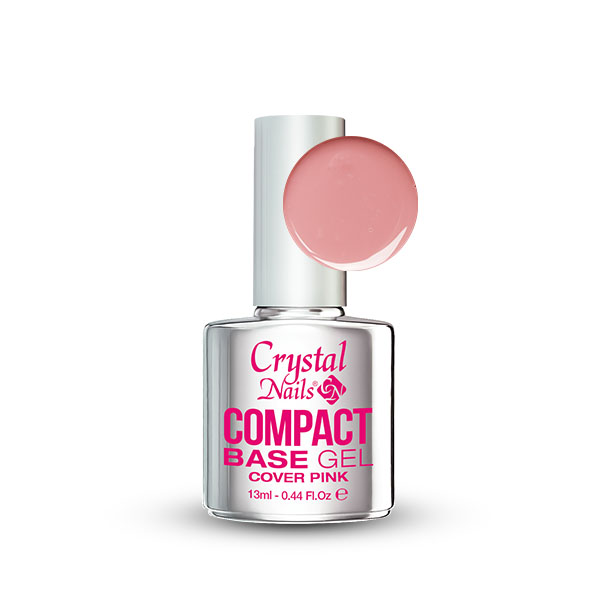 Compact Base gel Cover pink - 13ml