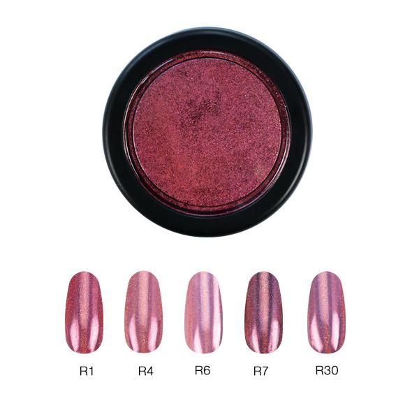 ChroMirror króm pigmentpor – Superholo Pink
