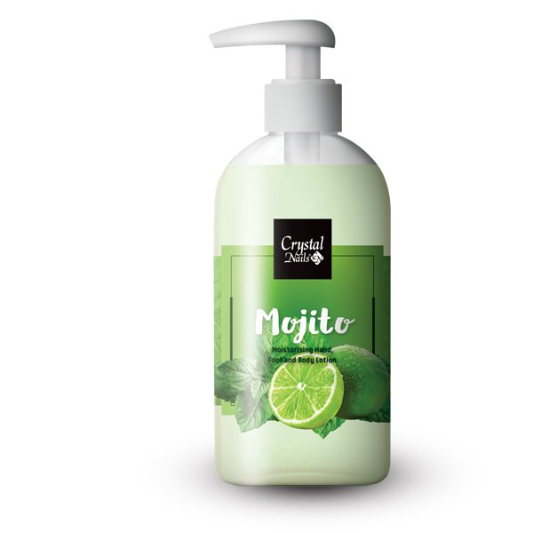 Moisturising Hand, Foot and Body Lotion - Mojito 250ml