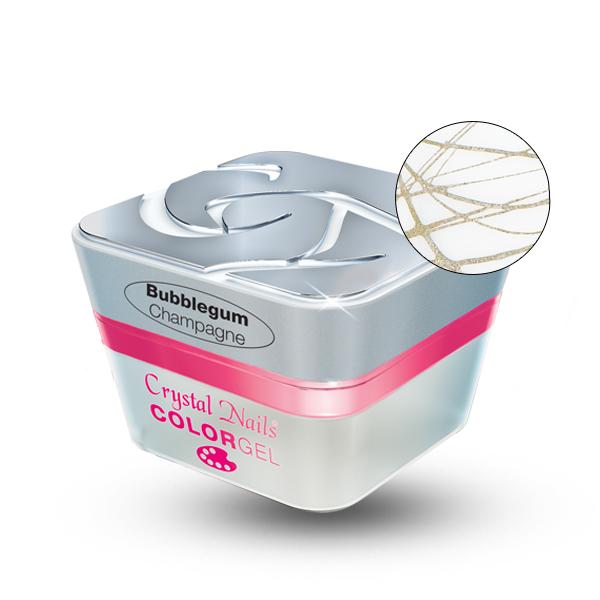 Bubblegum color gel - Champagne 3ml