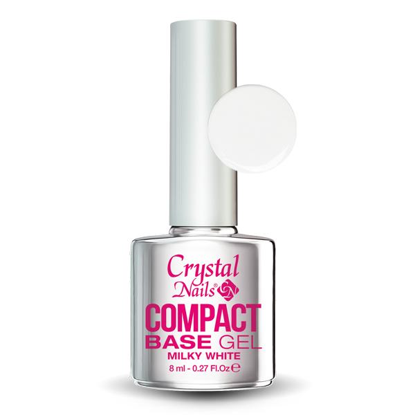Compact Base gel Milky white - 8ml
