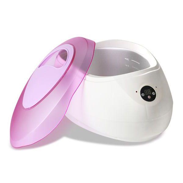 Digitális rózsaszín paraffingép, kézre és lábra