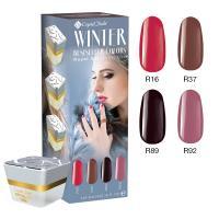 Bestseller Colors Winter 2016 Royal Gel készlet