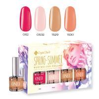 Bestseller Colors Spring-Summer 2017 ONE STEP CrystaLac készlet