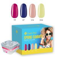 Trend Colors Spring-Summer 2017 színes zselé készlet