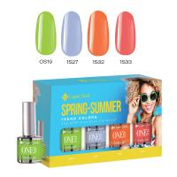 Trend Colors Spring-Summer 2017 ONE STEP CrystaLac készlet