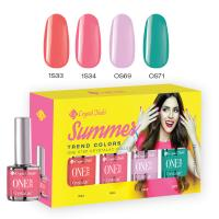 2017 Trend Colors Summer One Step kit