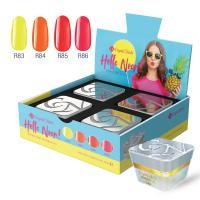 Hello Neon! Royal Gel készlet - 4x4,5ml