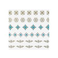 Jewel sticker ékszermatrica 16