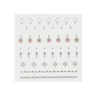 Jewel sticker ékszermatrica 14