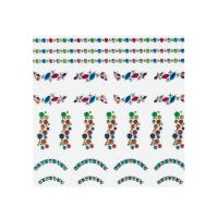 Jewel sticker ékszermatrica 11