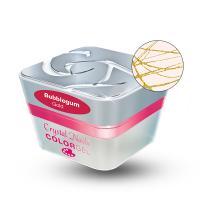 Bubblegum color gel - Gold 3ml