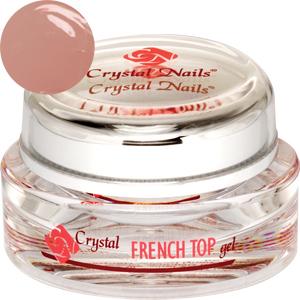 French Top Gel (Erős rózsaszín) - 15ml