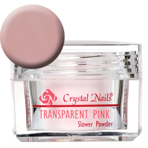 Transparent Pink Powder