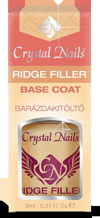 Ridge Filler - barázdakitöltő alapozó lakk - 8ml