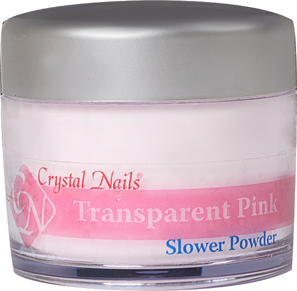 Slower Transparent Pink 100g (140ml)