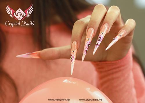 Crystal Nails poszter 14 - 70x50cm