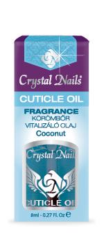 Cuticle Oil - Bőrolaj - Kókusz 8ml