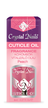 Cuticle Oil - Bőrolaj - Barack 8ml