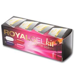 Royal Gel készlet - Favorite Colors