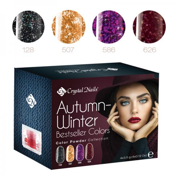Bestseller Colors Autumn/Winter 2016 színes porcelán készlet