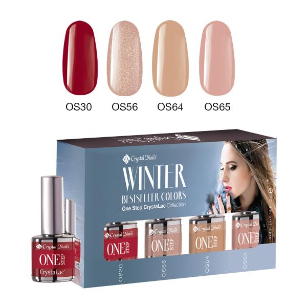 Bestseller Colors Winter 2016 ONE STEP Crystalac készlet