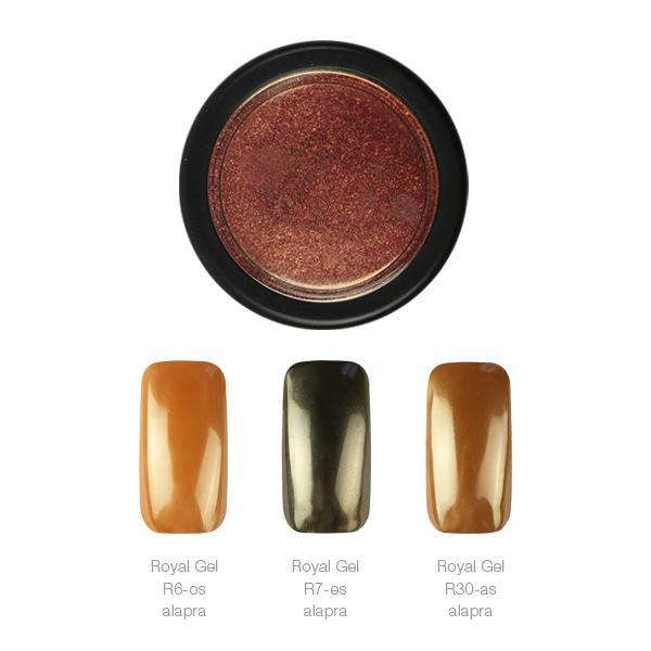 ChroMirror króm pigmentpor Bronze