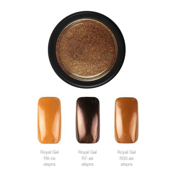 ChroMirror króm pigmentpor Brown