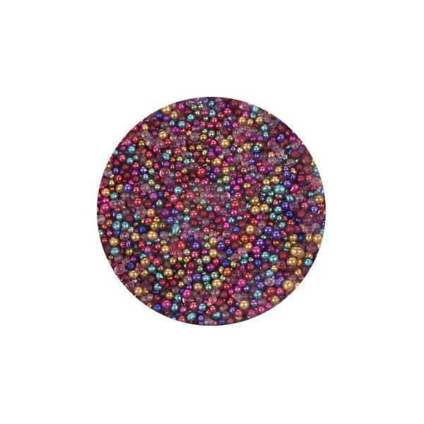 Szórógyöngy apró - multicolor
