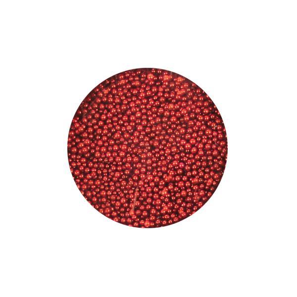 Szórógyöngy apró - red