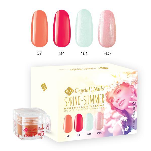Bestseller Colors Spring-Summer 2017 színes porcelán készlet