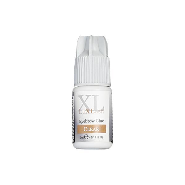 LuXLash Eyebrow Glue Clear - Átlátszó szemöldök ragasztó (5ml)