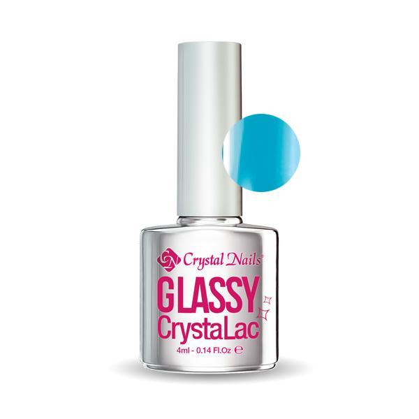 Glassy CrystaLac - Turquoise (4ml)