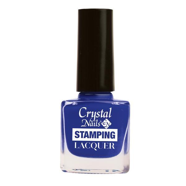 Stamping lacquer nyomdalakk - Kék