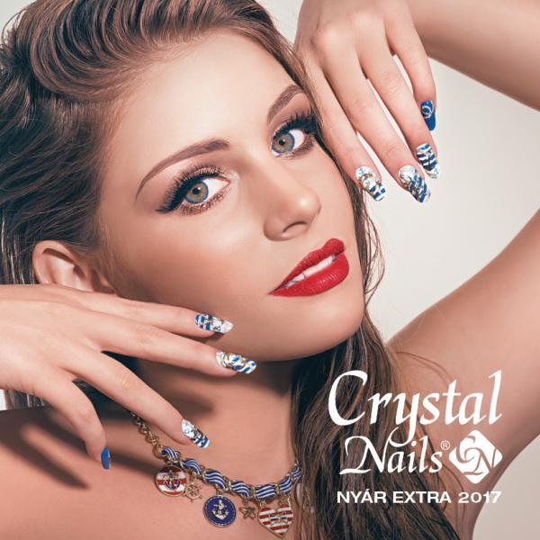 Crystal Nails 2017 Nyár Extra kiegészítő katalógus