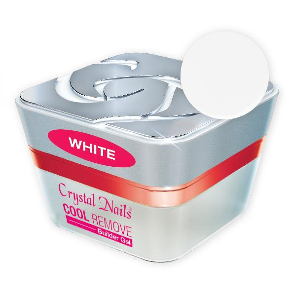 Cool (Remove) Builder Gel White - 15ml