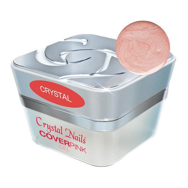 Cover Pink Crystal zselé - 15ml
