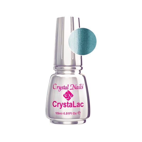GL502 Selyem-metál CrystaLac - 15ml