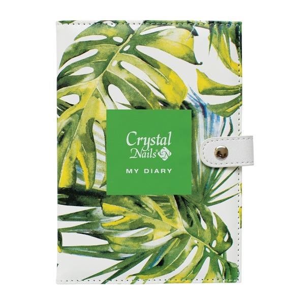 Crystal Nails Naptár 2018 Zöld - ANGOL