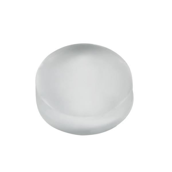 Nagyobb méretű körömnyomdafej, pót párna - Clear