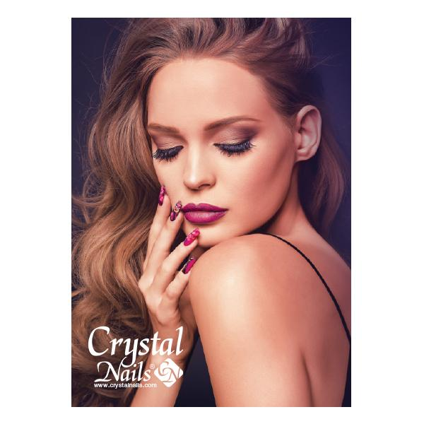 Crystal Nails Poszter 45 (50x70 cm)