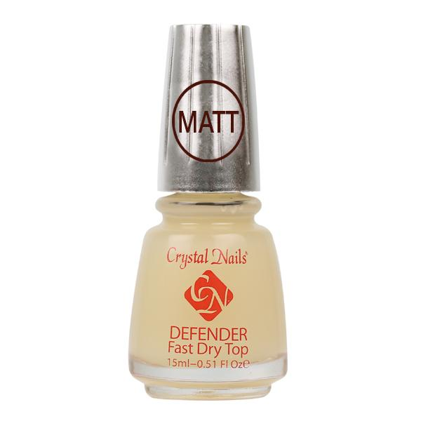 Matt Top Coat - Mattító fedőlakk - 15ml